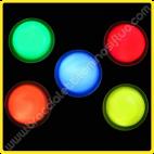 Pins Fluorescentes