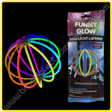 Sfera Luminosa Monocolore Singola (1 pz)