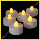 Candela Led con luce (1 ud)