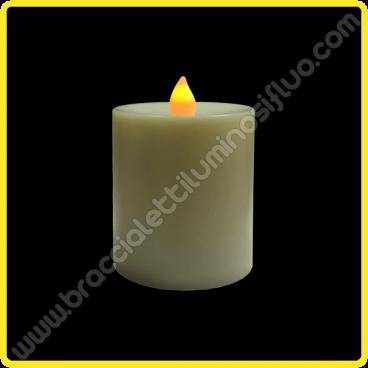 Candele Luminosa Led 7 x 6,3 cm