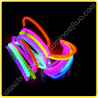 Braccialetti Luminosi Monocolore