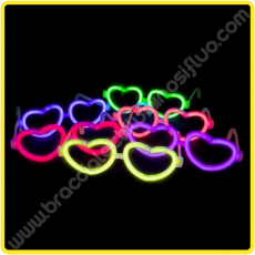 Occhiali Luminosi Cuore Pacco (50 pz)