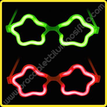 Occhiali Luminosi Stella Pacco (50 pz)
