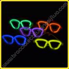 Occhiali Luminosi Teschio Pacco
