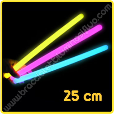 Bastoncini Luminosi 25 cm (25 pz)