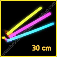 Bastoncini Luminosi 30 cm (25 pz)