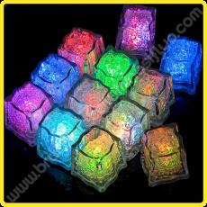 Ghiaccio Luminoso Led (12 pz)