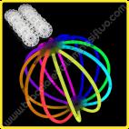 Sfere Luminose Monocolore
