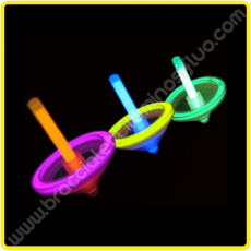 Peonzas Fluorescentes