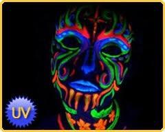 Vernice Fosforescente UV